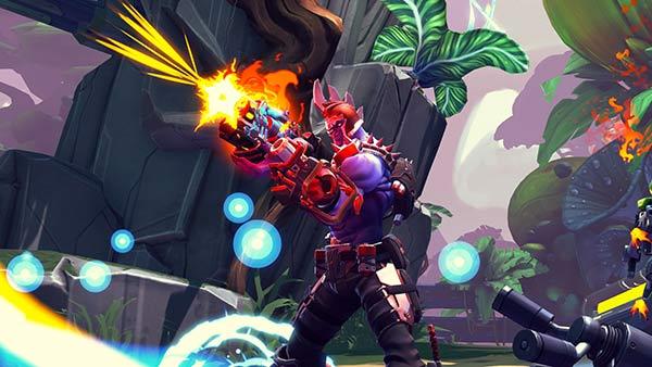 Battleborn moba game
