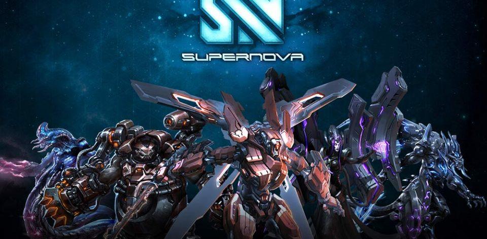 supernova moba game